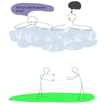 Prendre parti, ou les illusions de la dualité