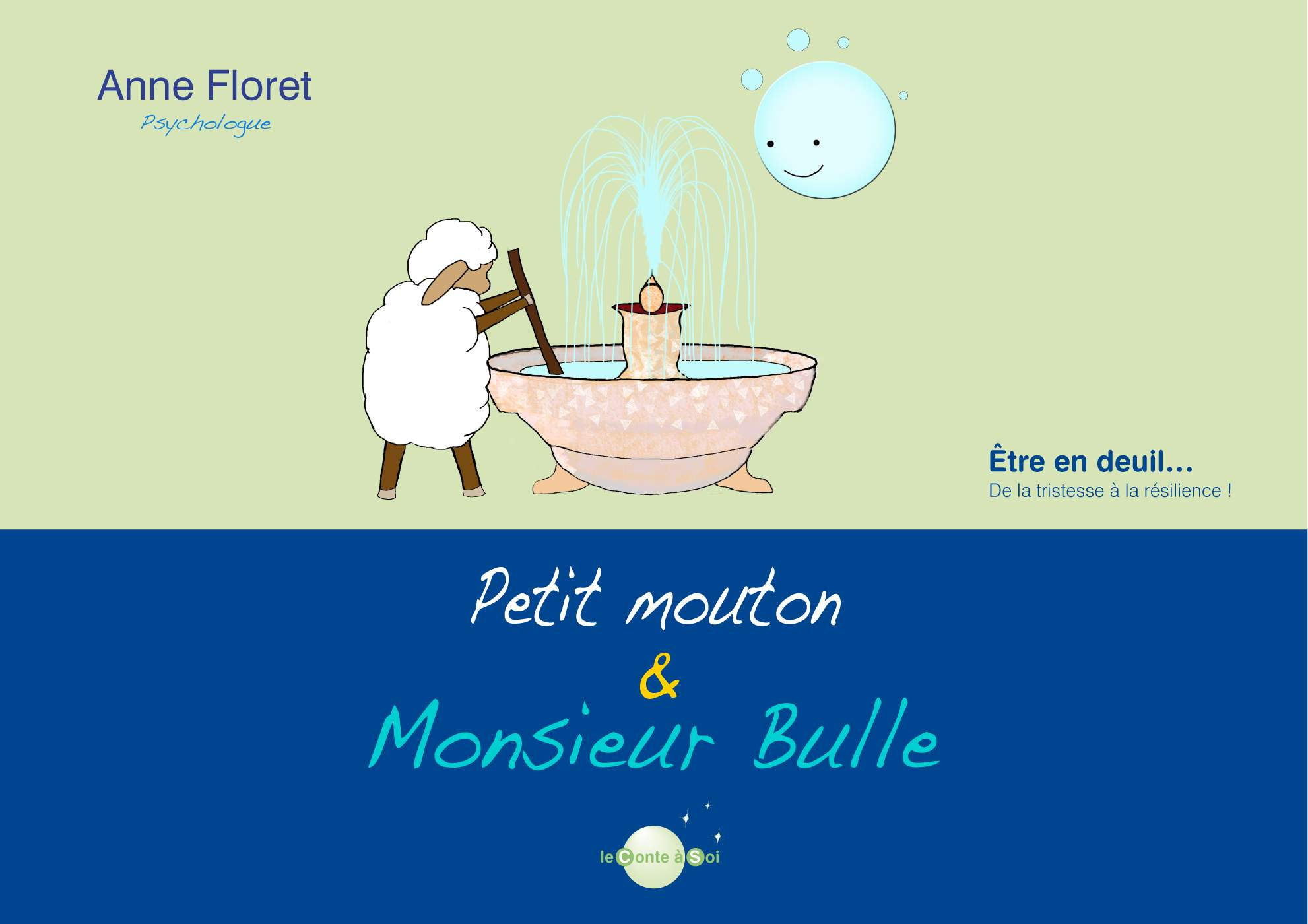 Petit mouton et Monsieur Bulle, par Anne Floret van Eiszner, psychologue à Paris 15